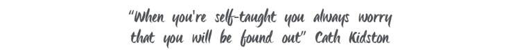 Cath Kidston Quote
