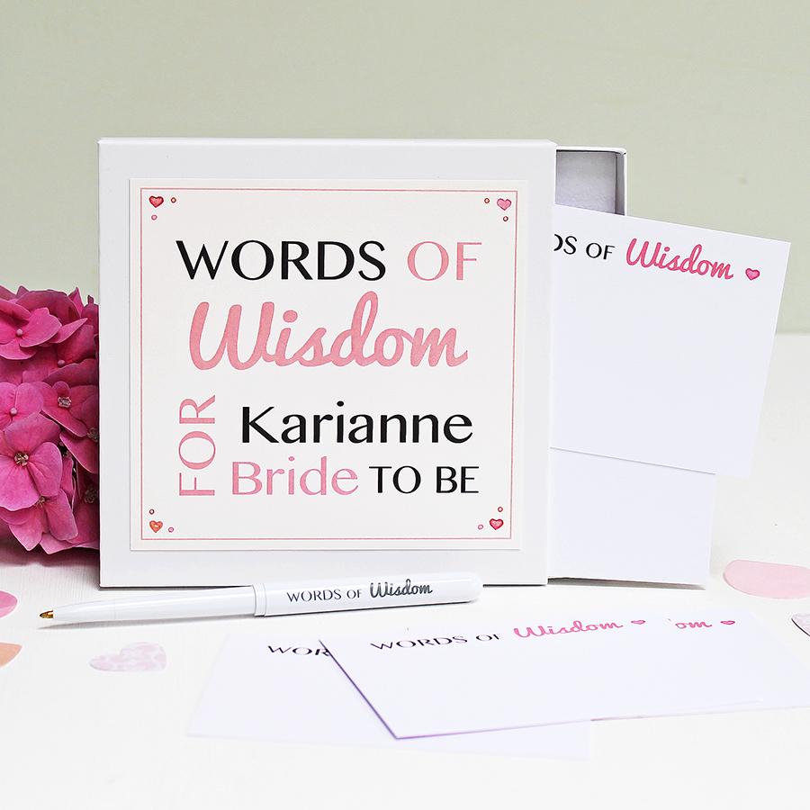 New Bride Notes 1 900