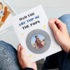 Martha Brook Personalised Top Of The Pops Father's Day Photo Card