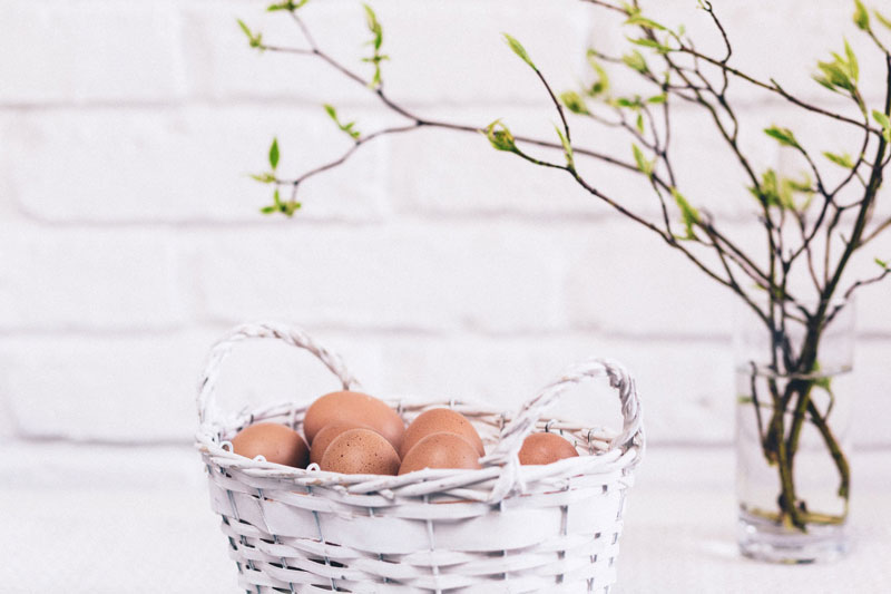 Uplifting-things-to-do-at-home-this-Easter-eggs-spring-white-bright-basket-calm