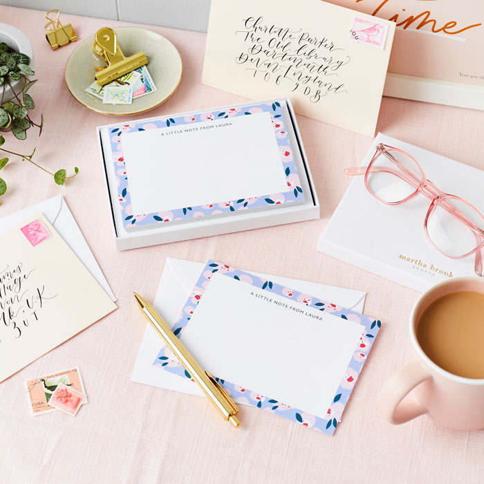Martha-Brook-Blossom-Notecards-Benefits-of-Letter-Writing