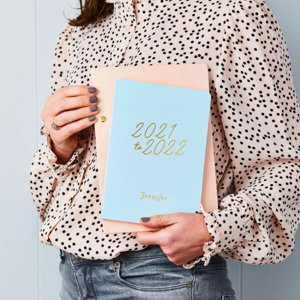 Martha-Brook-Personalised-Spark-2021-2022-Mid-Year-Diary-New-Stationery-Light-Blue-Softback-A5-scaled.jpg