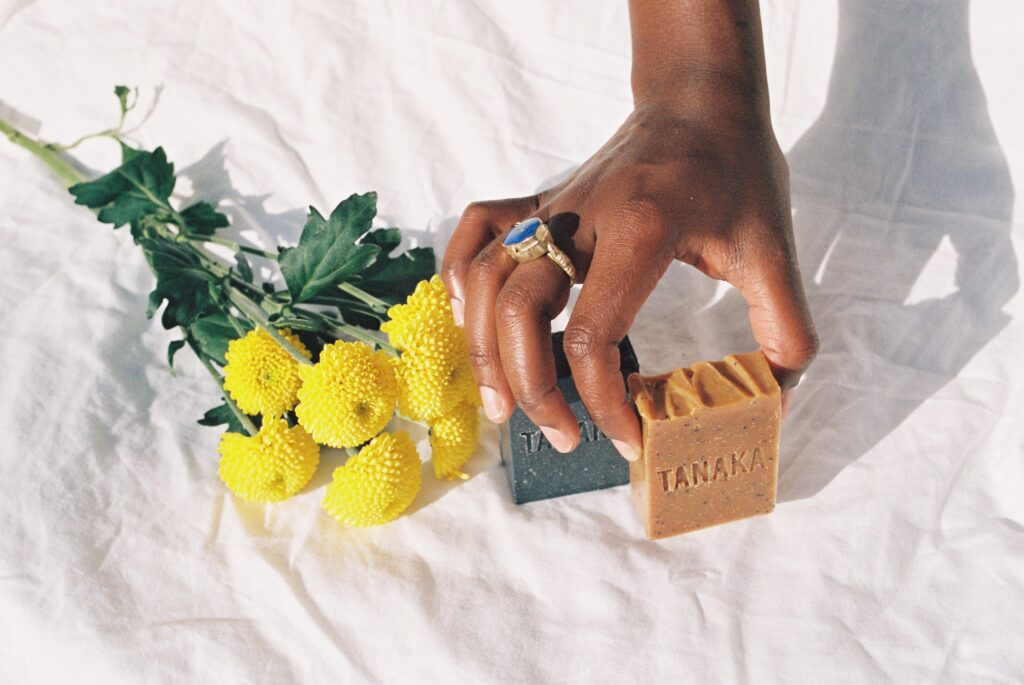 10 brilliant black-owned small UK businesses - tanaka soap