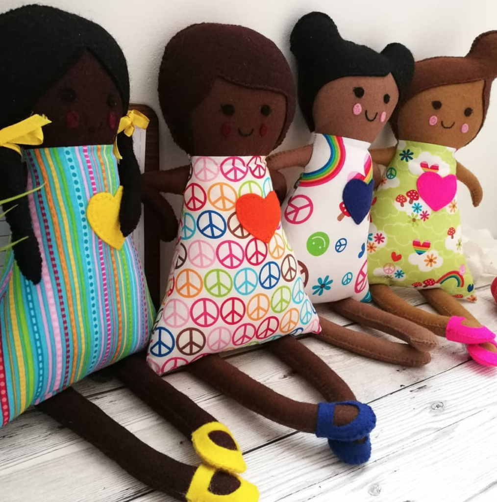 10 brilliant black-owned small UK businesses - thimble & doll