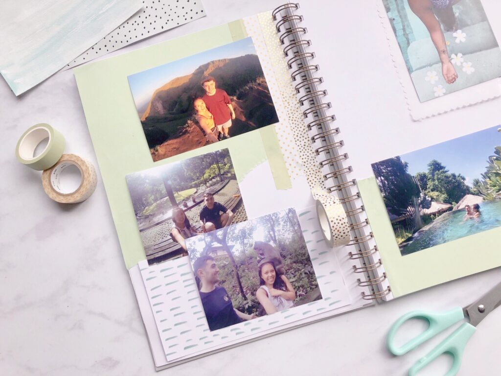 Martha Brook A beginner guide to scrapbooking - easy ideas to get started 3