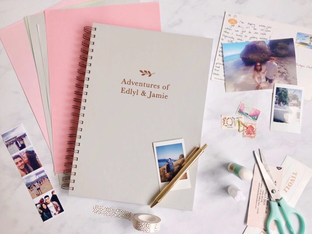 Martha Brook A beginner guide to scrapbooking - easy ideas to get started 5