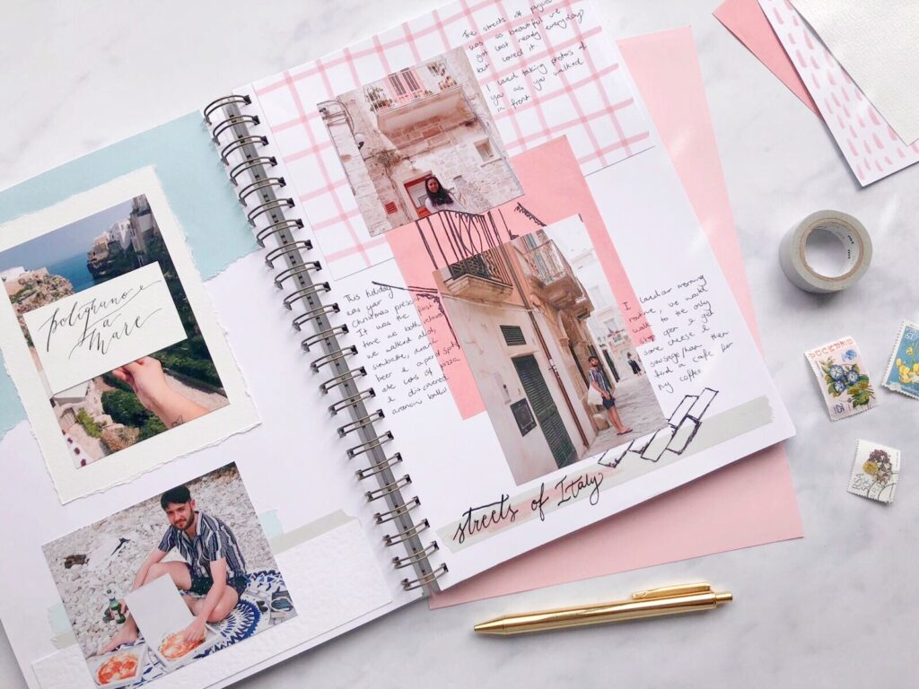 Martha Brook A beginner guide to scrapbooking - easy ideas to get started 6