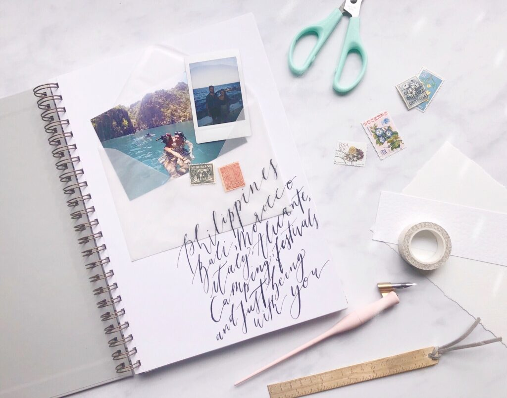 Martha Brook A beginner guide to scrapbooking - easy ideas to get started 7