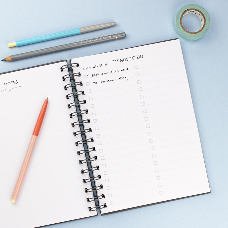 'Dream It' Diary And Planner