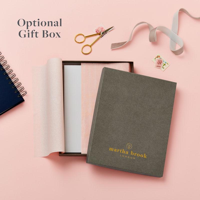 Optional gift box