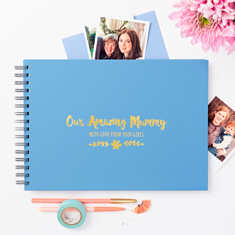 Amazing Mum Memory Book