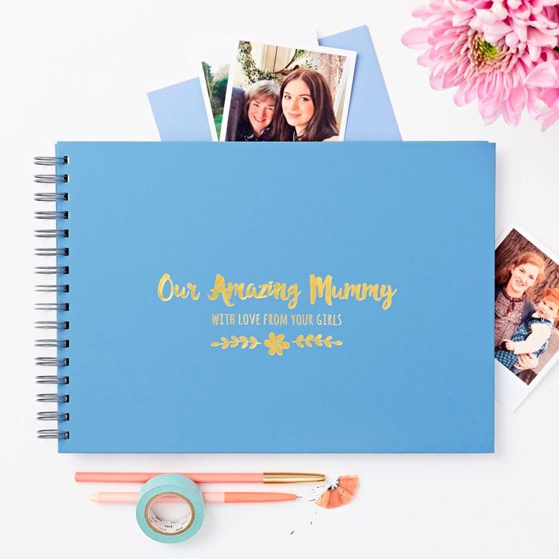 Amazing Mum Memory Book