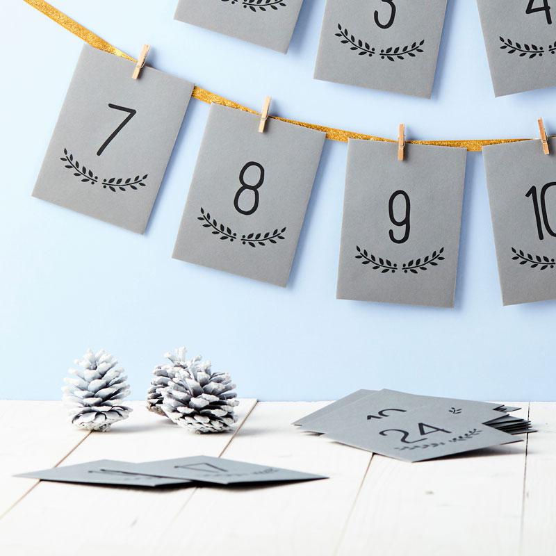 Daily Messages Advent Calendar