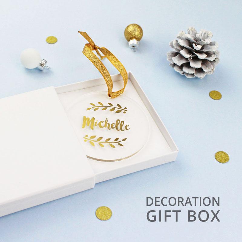 Decoration gift box