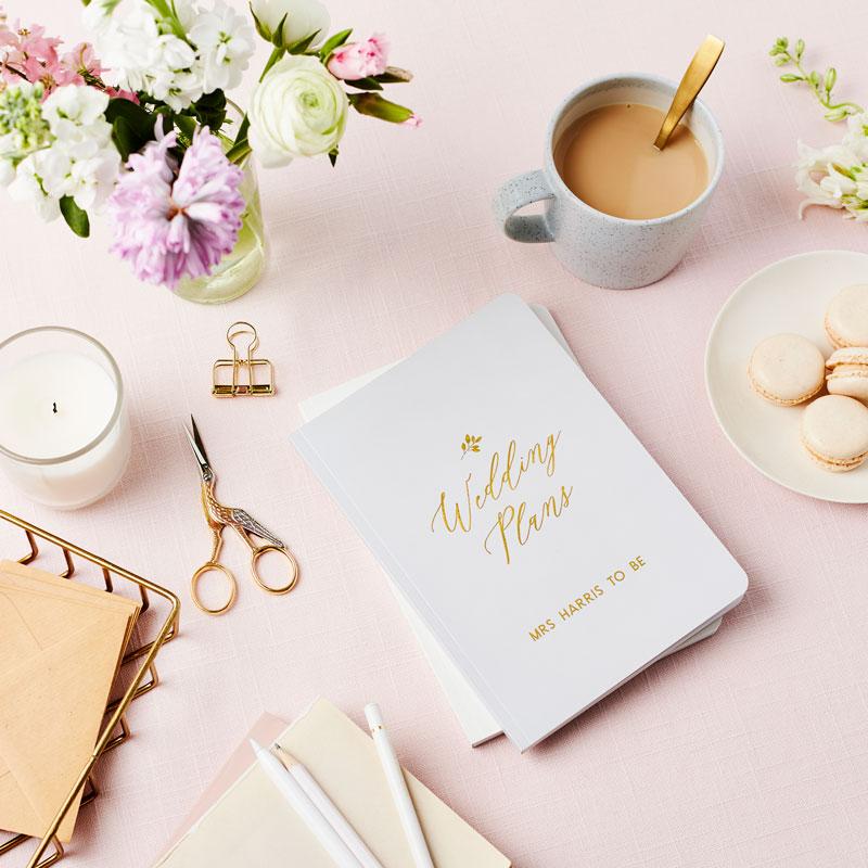 Wedding Plans Softback