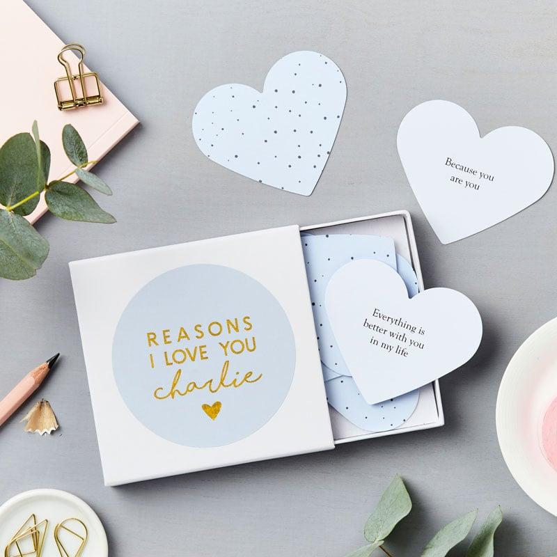 Heart Love Notes