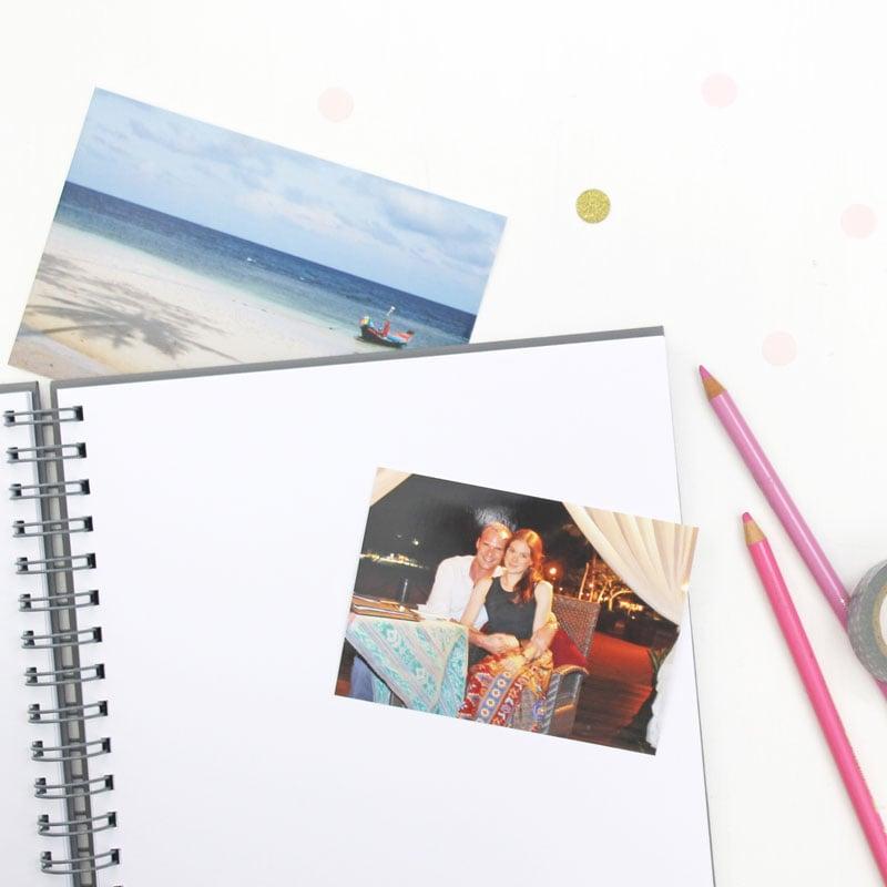 Travel Adventures Notebook