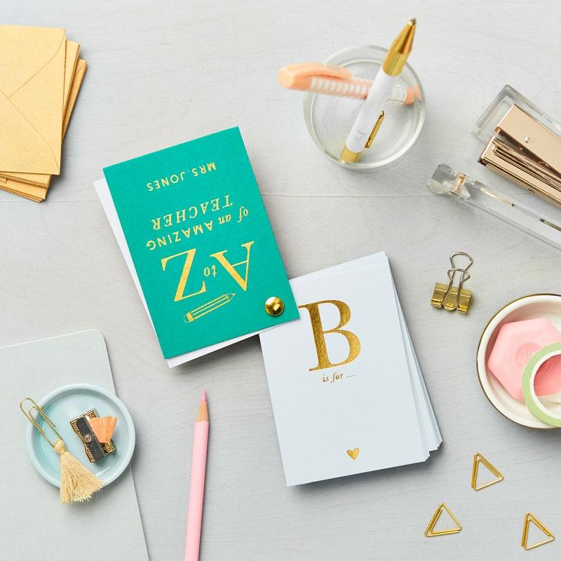 A To Z Of An Amazing Teacher Book