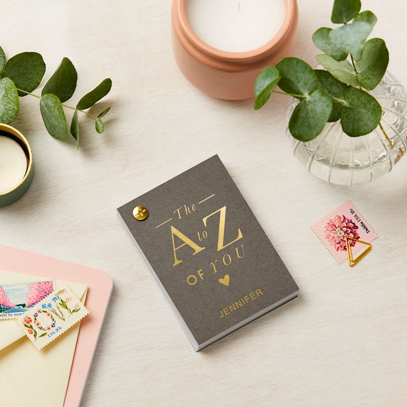 A To Z Of You Book