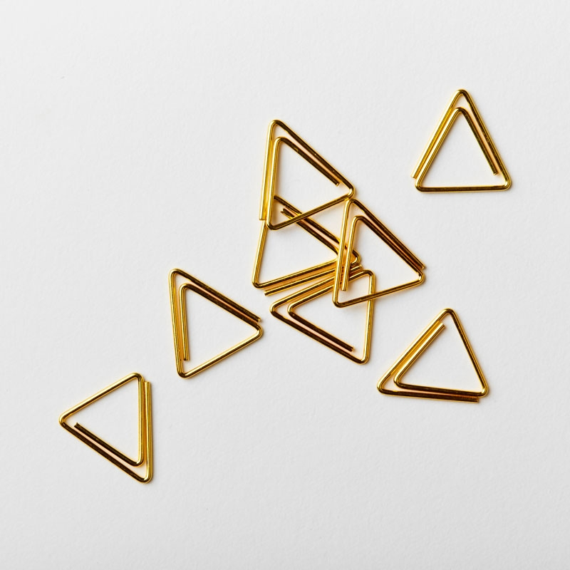 Triangle Paperclips