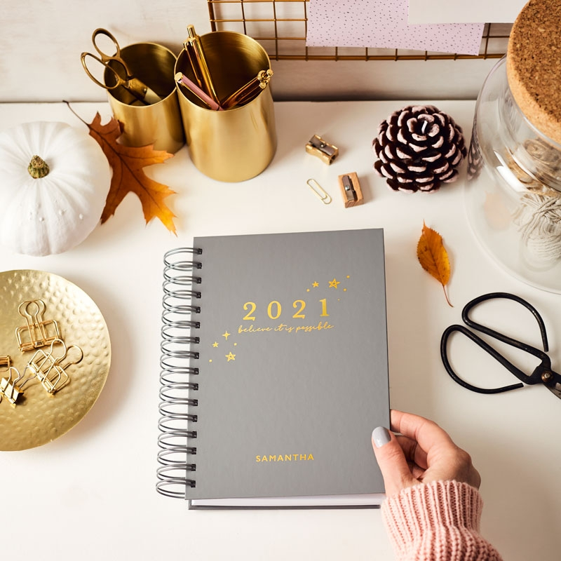 Believe It's Possible 2020 Daily Diary