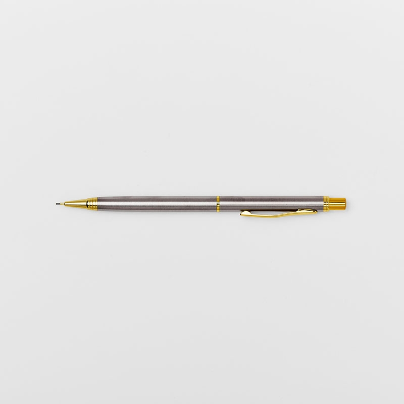Gold and Silver Mechanical Pencil