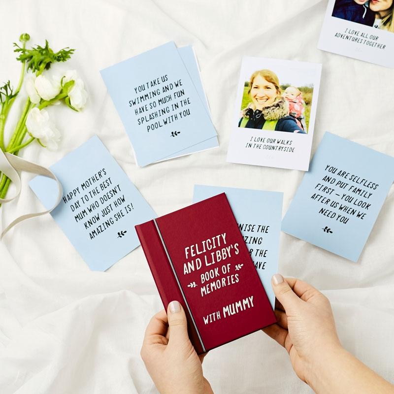 Book Of Memories For Mum