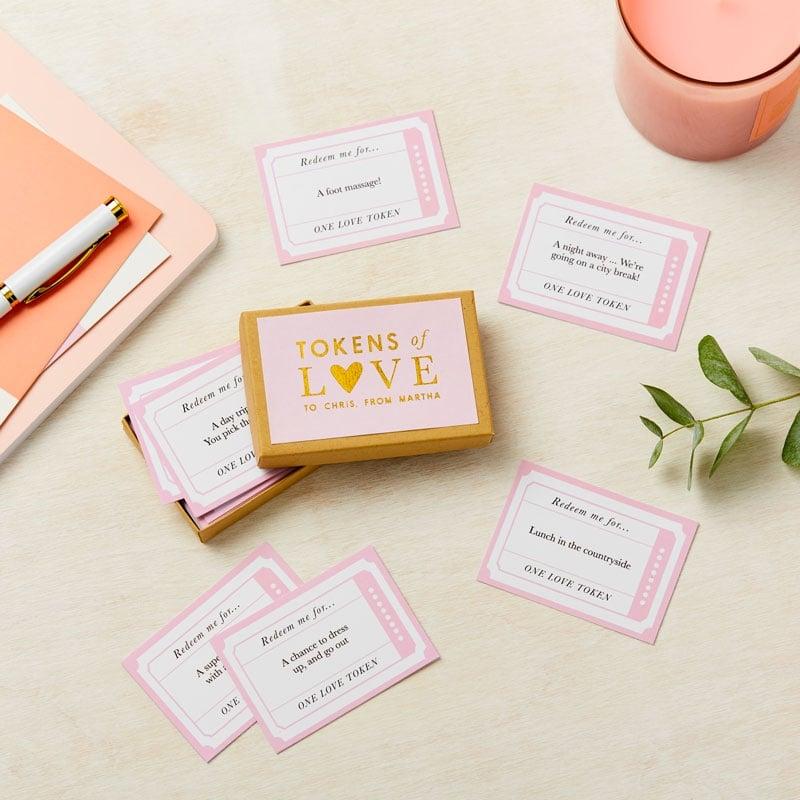 Box Of Love Tokens