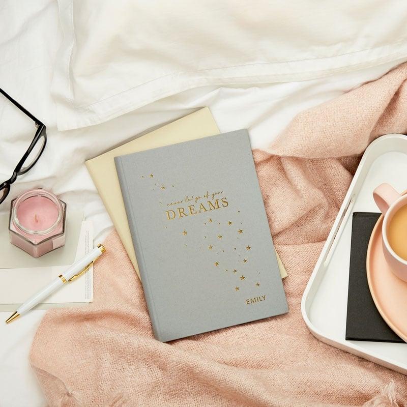 Capture Your Dreams Hardback Notebook
