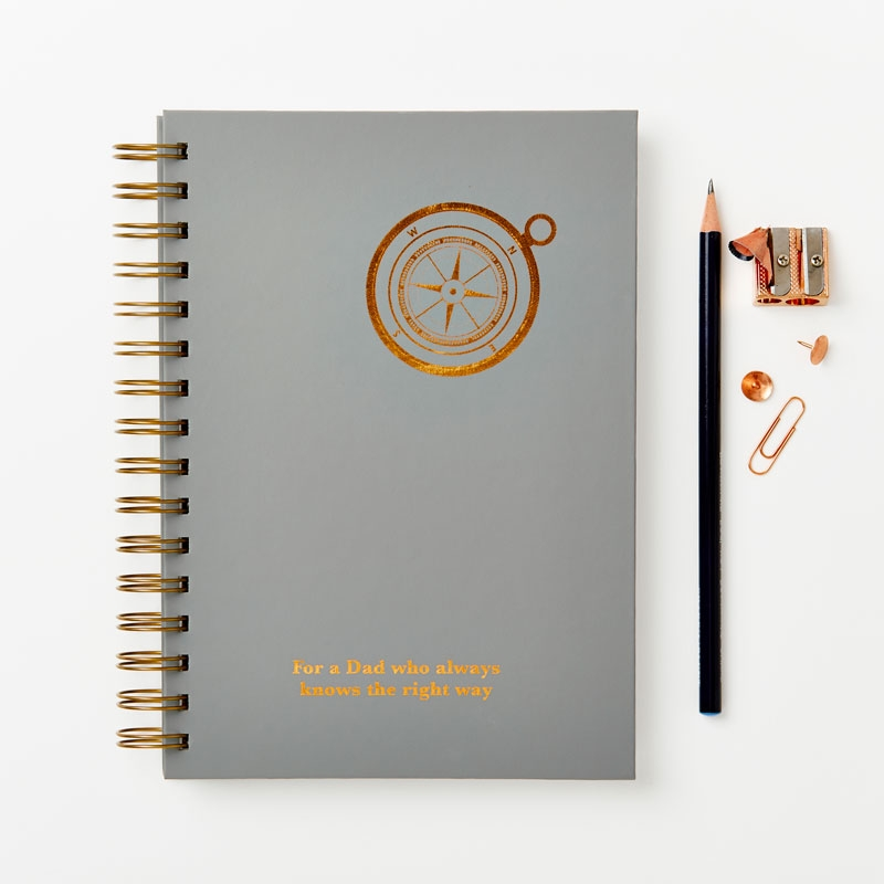 Compass Luxe Journal