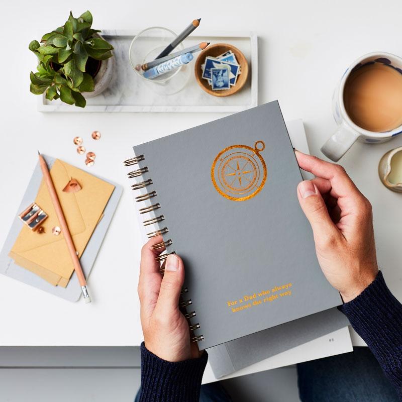 Compass Luxe Journal