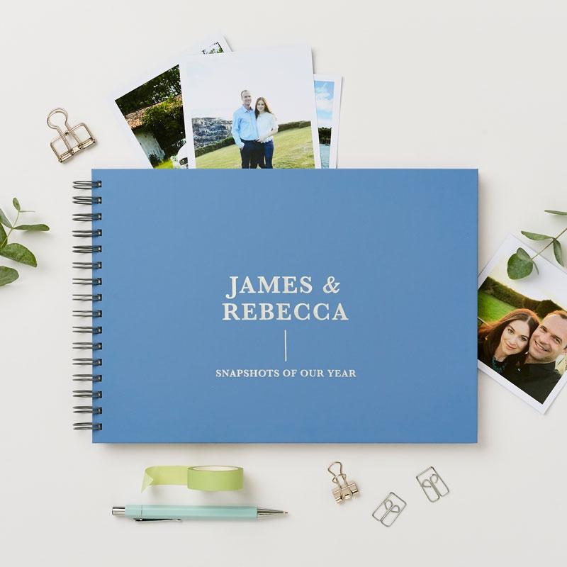 Couple's Memories Photo Album