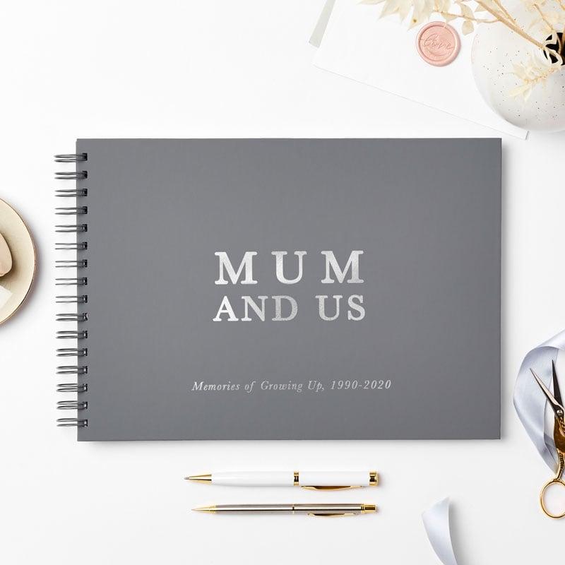 Mum And Us Photo Album