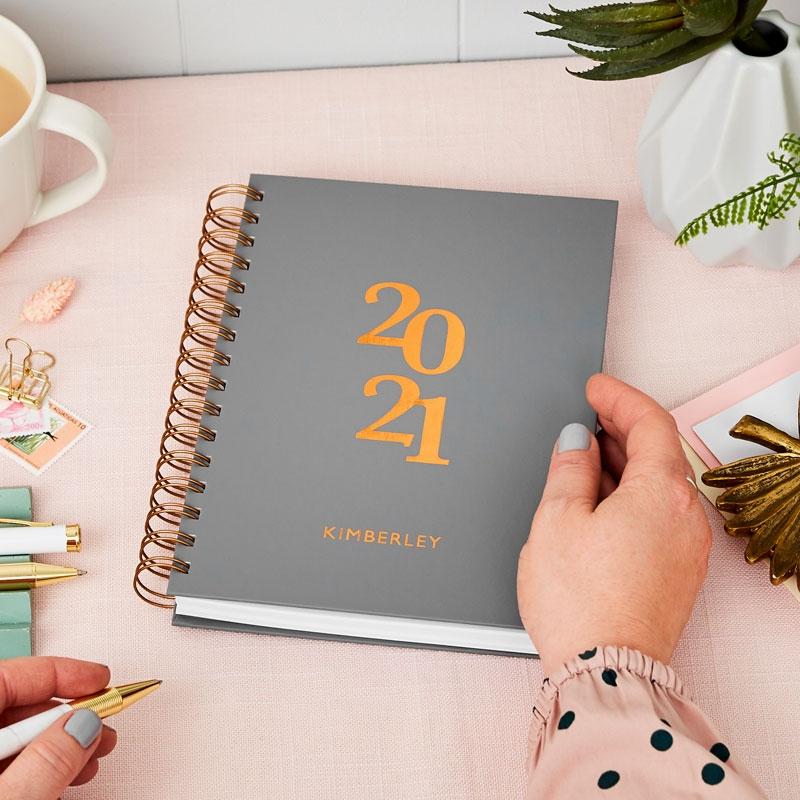 Original 2021 Weekly Diary