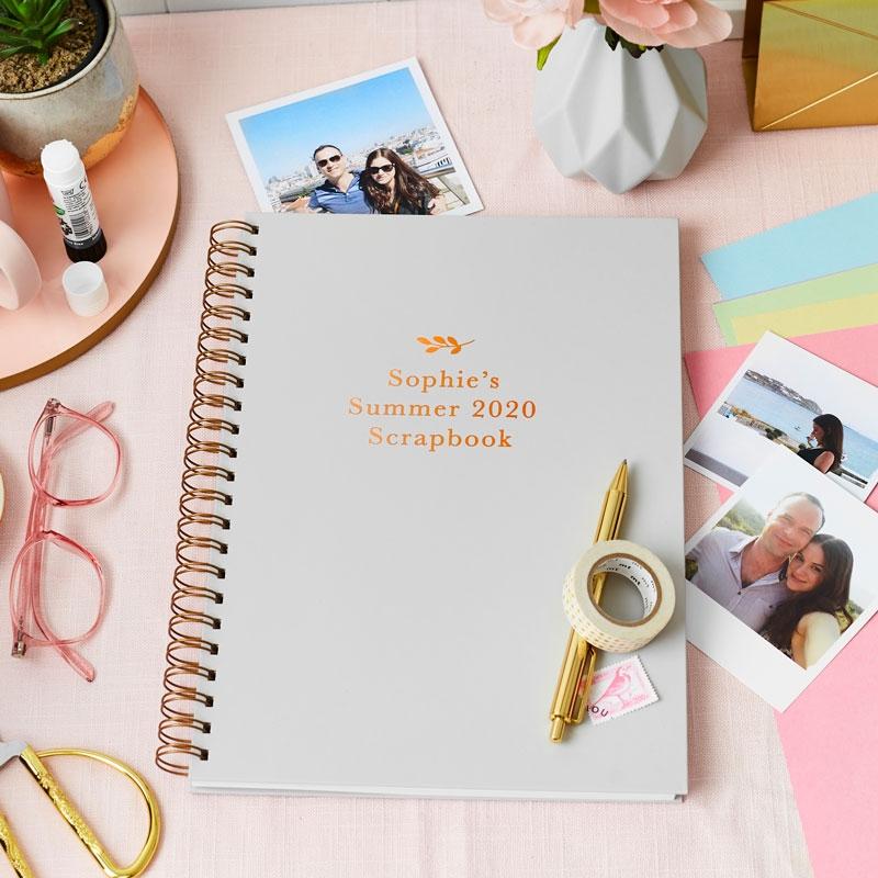 The Scrapbook Kit Gift Set