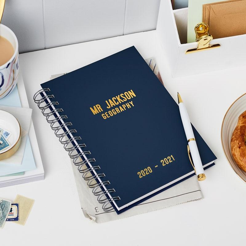 Teacher's 2020-2021 Weekly Diary