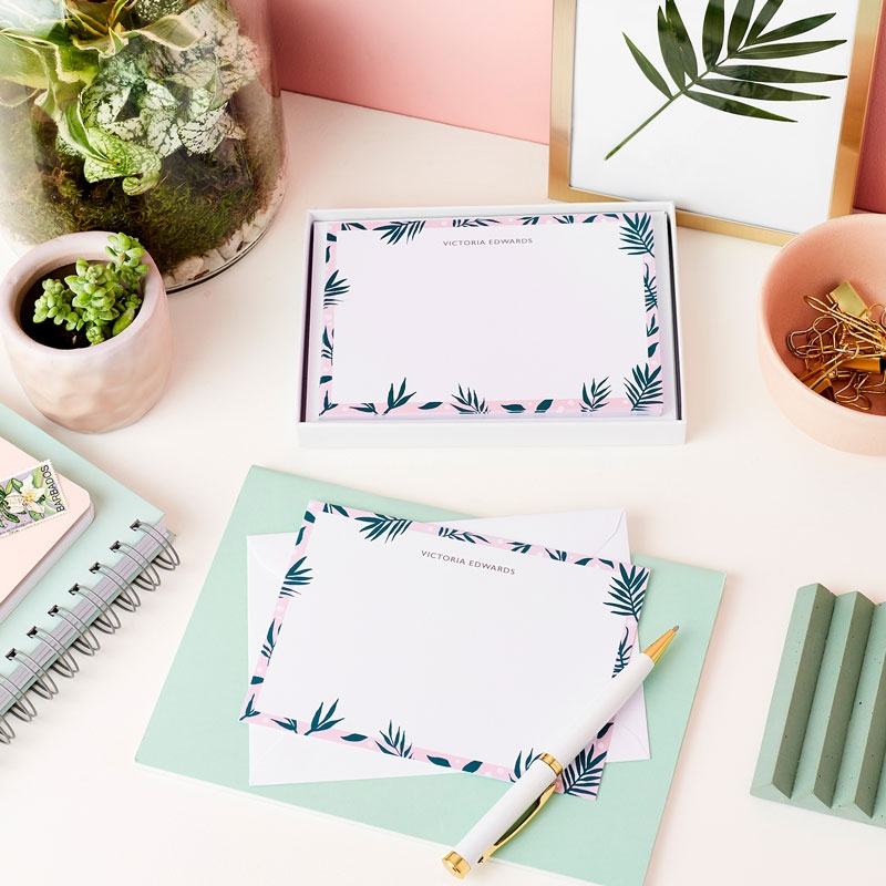 The Kew Notecard Set