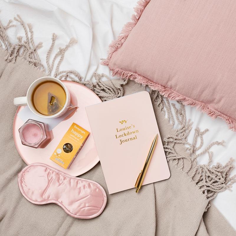 Journal & Relax Gift Set