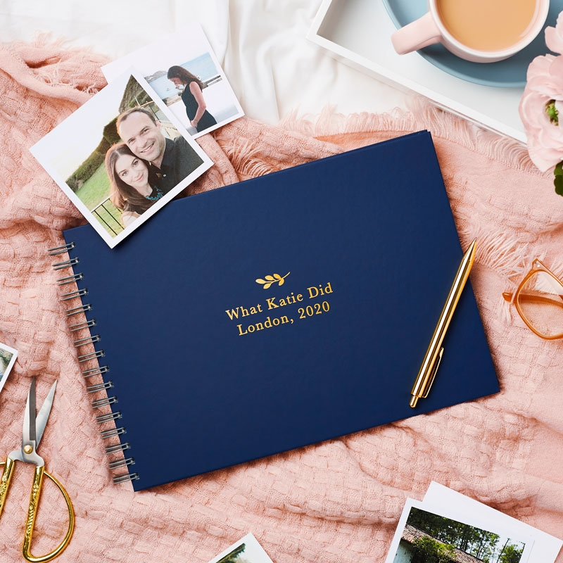The Photo Album Gift Set