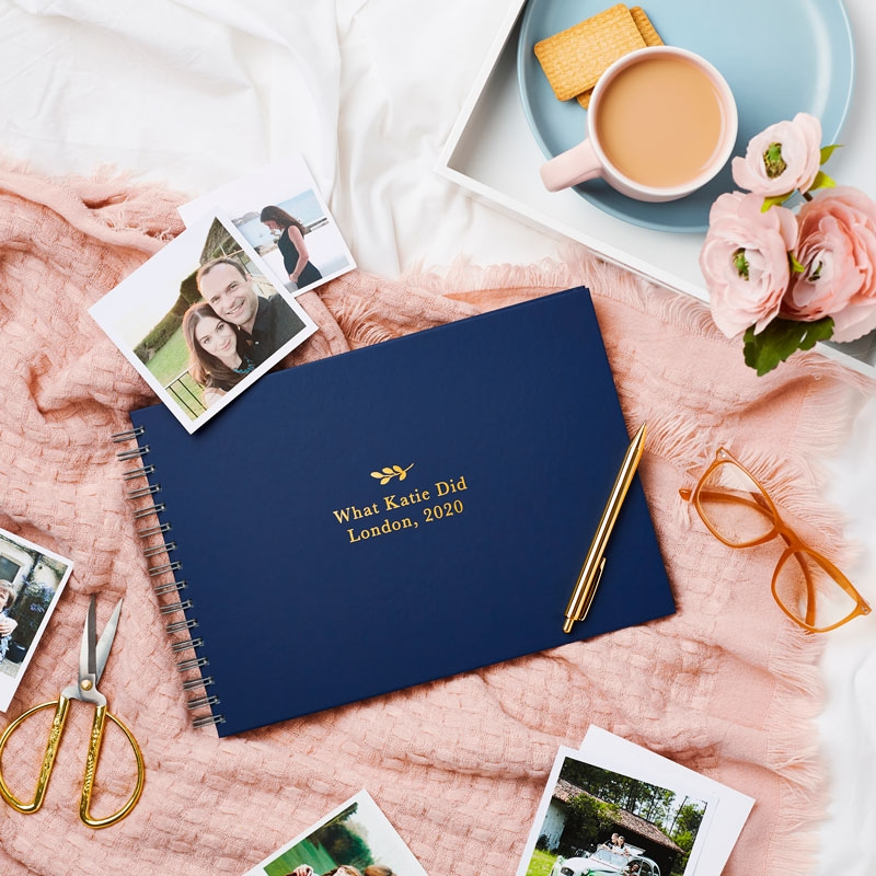 The Photo Album Gift Set