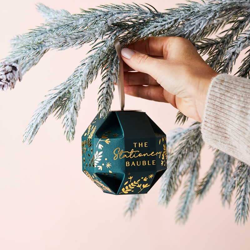 The Stationery Bauble