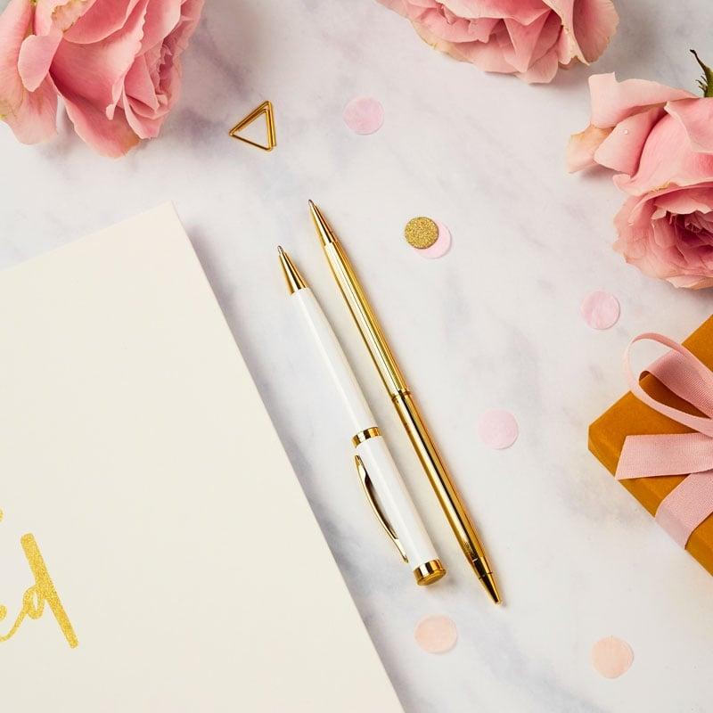 Martha Brook pens