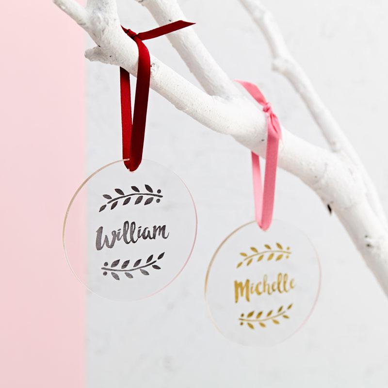 Merry Christmas Decoration Gift Set