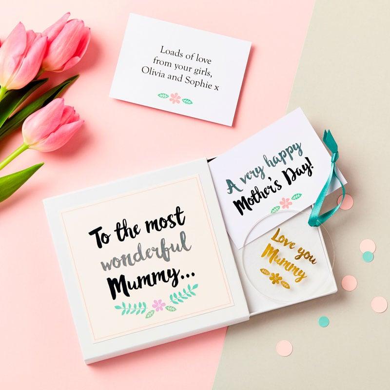 Mother's Day Keepsake Gift Set