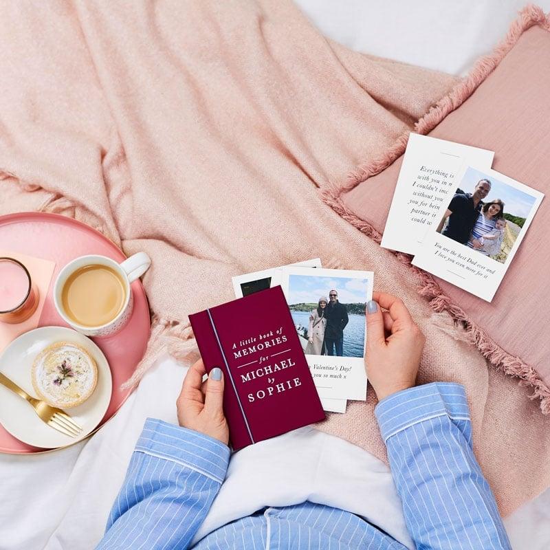 Couple's 'Book Of Memories'