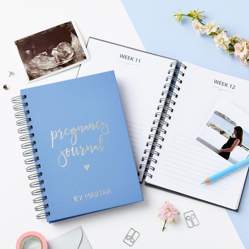 Weekly Pregnancy Journal