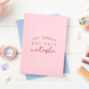 You Got This Foiled Softback Notebook