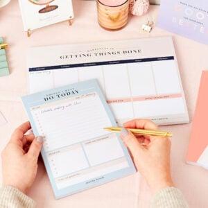 Desk Pads & Notepads