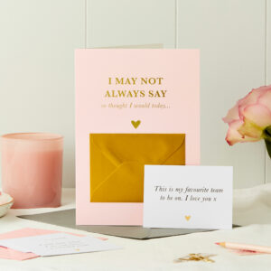 Secret Message Cards