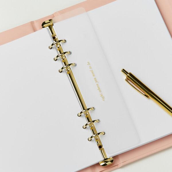 Martha Brook Life Planner Bookmark